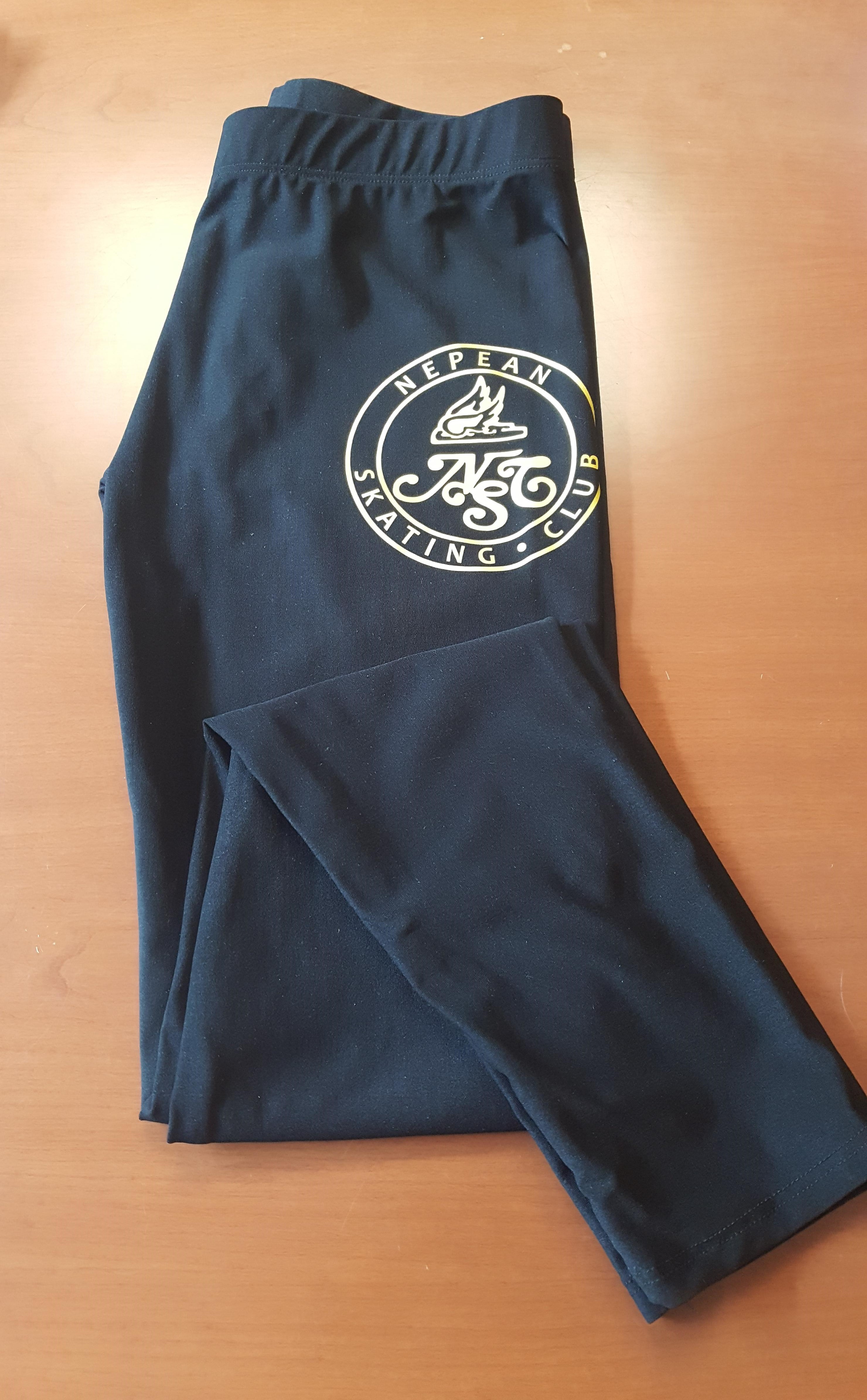 NSC Leggings with Logo