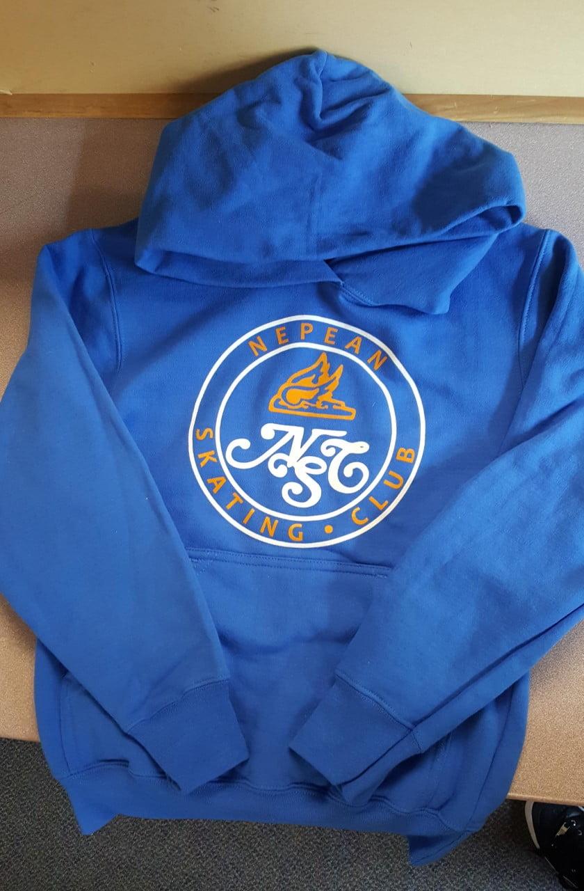 NSC Royal Blue Hoodie